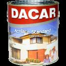 TINTA ACRILICA BRANCO STANDARD 3,6LT - DACAR
